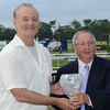 Boisterous wins the 2013 Man o' War.<br /> Coglianese Photos