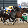 Awesome Vision and Saginaw dead heat in the 2013 Compelling Word. <br /> Coglianese Photos