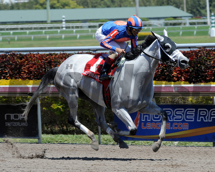 Ciao Bella wins the 2013 Rampart. <br /> Coglianese Photos/Courtney Heeney