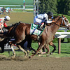 Will Take Charge wins the 2013 Travers.<br /> Coglianese Photos