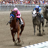 Power Broker Bird Easy Goer Belmont Park