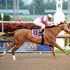 Fusaichiswonderful wins the 2013 Primal Force Stakes.<br /> Coglianese Photos/Leslie Martin