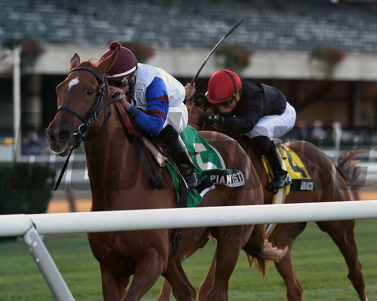 Pianist wins the 2013 Athenia.<br /> Coglianese Photos