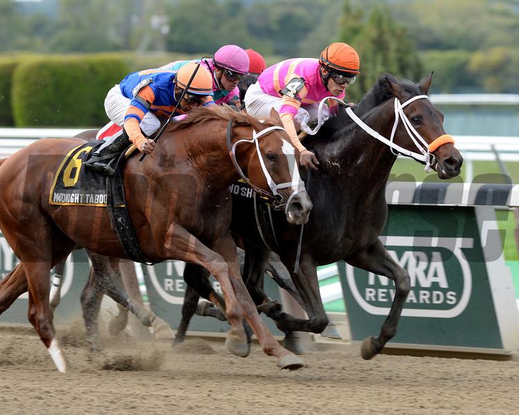 Vegas No Show wins the 2013 Coastal Stakes.<br /> Coglianese Photos
