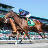 Last Full Measure wins the 2013 Madison Stakes at Keeneland.<br /> ©Photo by: Kevin Thompson
