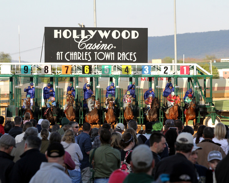 Hollywood Casino At Charles Town Races Scene
