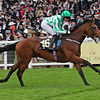 Racing from Ascot 18/6/13 The Coventry Stakes.<br /> War Command ridden by Seamie Heffernan wins<br /> Trevor Jones Photo