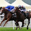 Dawn Approach Kevin Manning up, wins the St James Palace Stakes, Royal Ascot; UK, photo by Mathea Kelley;