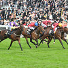 Extortionistm, Johnny Murtagh up; wins the WIndsor Castle Stakes, Royal Ascot; UK, photo by Mathea Kelley;