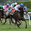 Frosty Bay wins the 2013 Statue of Liberty. <br /> Coglianese Photos/Courtney Heeney