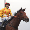 Akeed Mofeed wins the Hong Kong Cup.<br /> Masakazu Takahashi Photo
