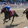 Saginaw wins the 2013 Affirmed Success.<br /> Coglianese Photos/Chelsea Durand