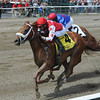 Lighthouse Bay wins the 2013 Prioress.<br /> Coglianese Photos/Chelsea Durand