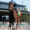 last full measure, Cory Nakatani up, wins the Madison Stakes, Keeneland Race Track, Lexington KY photo by Mathea Kelley 4/13/13