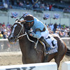 Tiz Miz Sue wins the Ogden Phipps Handicap.<br /> Photo by Coglianese Photos/Adam Mooshian