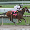 Dreaming of Sophia wins the 2013 Cellars Shiraz Stakes.<br /> Coglianese Photos/Leslie Martin