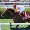 Big Blue Kitten wins the 2013 Sword Dancer.<br /> Coglianese Photos/Adam Mooshian