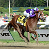 Princess of Sylmar wins the 2013 CCA Oaks.<br /> Coglianese Photos