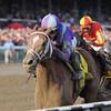 Princess of Sylmar wins the 2013 Alabama.<br /> Coglianese Photos/Adam Mooshian