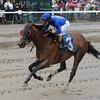 Saginaw wins the 2013 John Morrissey Stakes.<br /> Coglianese Photos