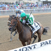 Artemis Agrotera wins the 2013 Frizette.<br /> Coglianese Photos