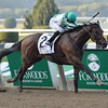 Artemis Agrotera proved her smashing debut maiden win over New York-breds at Saratoga Race Course was no fluke when she captured the $500,000 Grade I Frizette Stakes for 2-year-old fillies at Belmont Park.