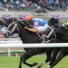 Notacatbutallama wins the 2013 Hill Prince.<br /> Coglianese Photos/Joe Labozzetta