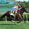 Central Banker wins the 2013 Quick Call Stakes.<br /> Coglianese Photos
