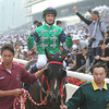 Glorious Days wins the Hong Kong Mile.<br /> Masakazu Takahashi Photo