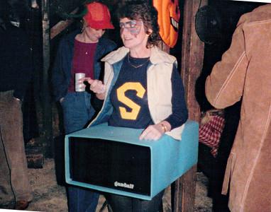 19851031 Super Modem, Gandalf Halloween Party
