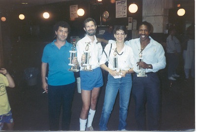 1988 Gandalf Summer Bowling Champs!!!  Gandalf Data