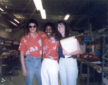 198505, Hawaiian Day, Gandalf Data