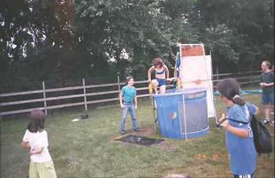 1999-8-7 03 Sheryl in Dunk Tank