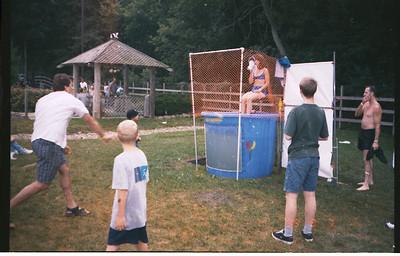 1999-8-7 05 Sheryl in Dunk Tank