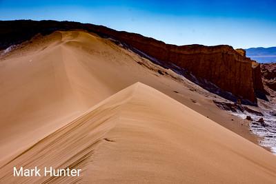 Atacama sand dune