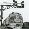 AT&SF EMD F3 39CB.<br /> <br /> Photographer Dick Smith<br /> Jeffrey J Moreau Collection <br /> Catalog Number 00011026