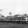 AT&SF 100LABC EMD FT circa 1940<br /> <br /> Photographer R.P. Middlebrook<br /> Jeffrey J Moreau Collection<br /> Catalog Number 00011056