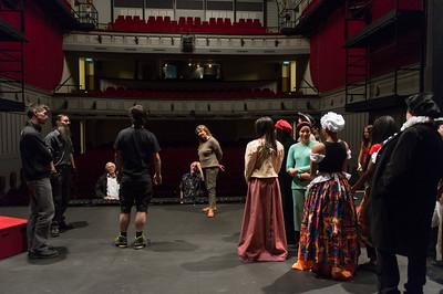 Ateliers théâtre 2015 à la Comédie