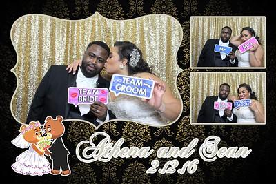 Athena and Sean Wedding