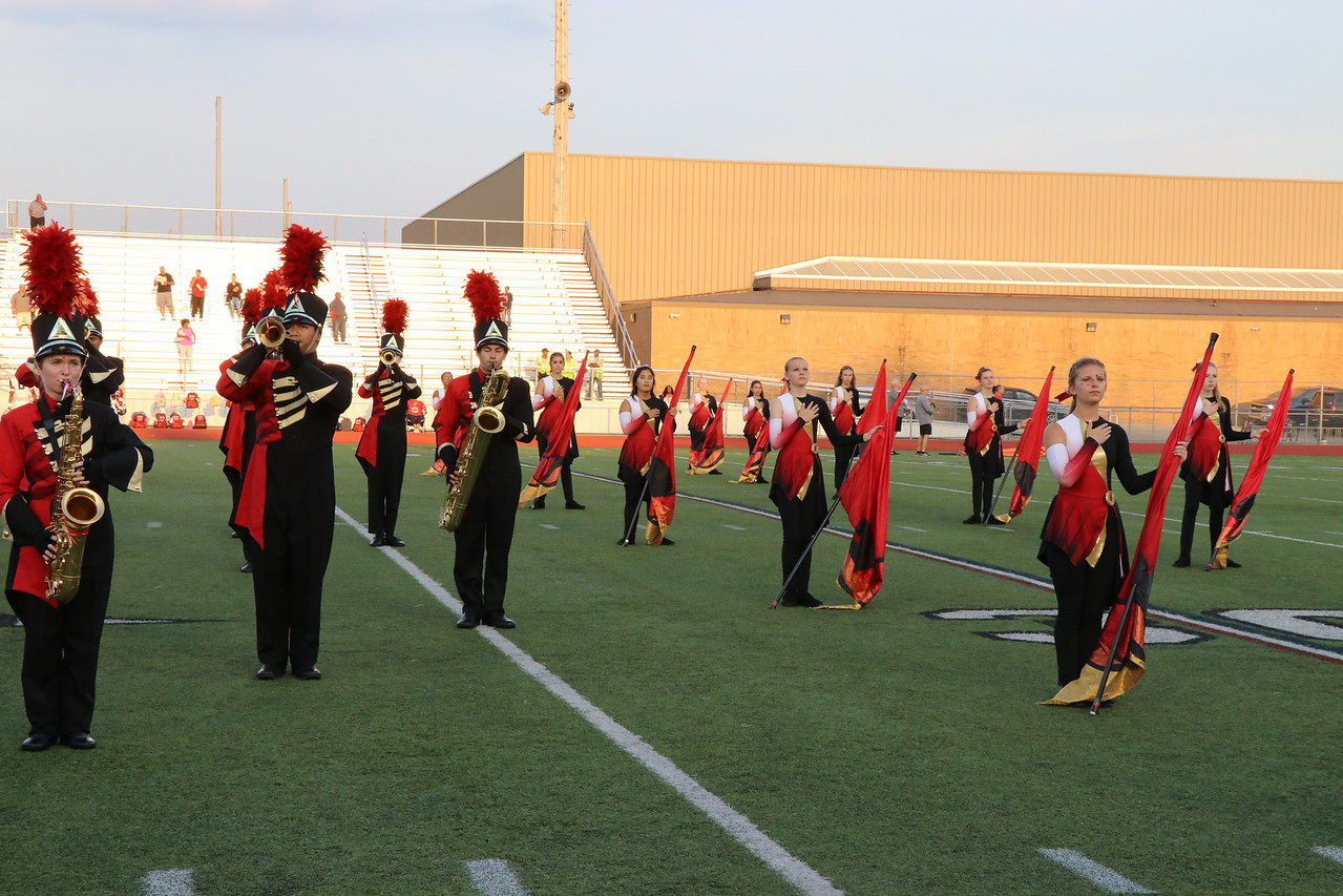 Help Support The Troy Athens Marching Band