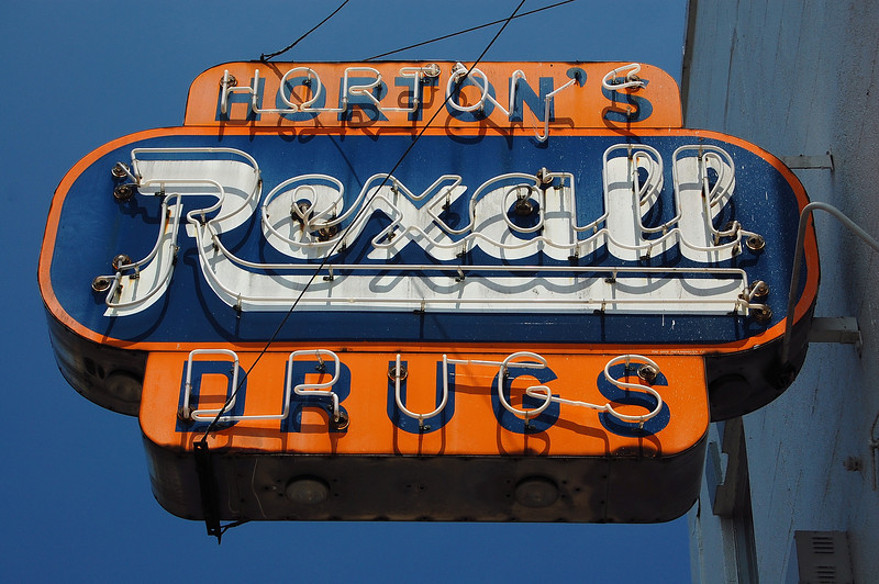 Horton's Drugstore, Athens, GA (Clarke County). 2007
