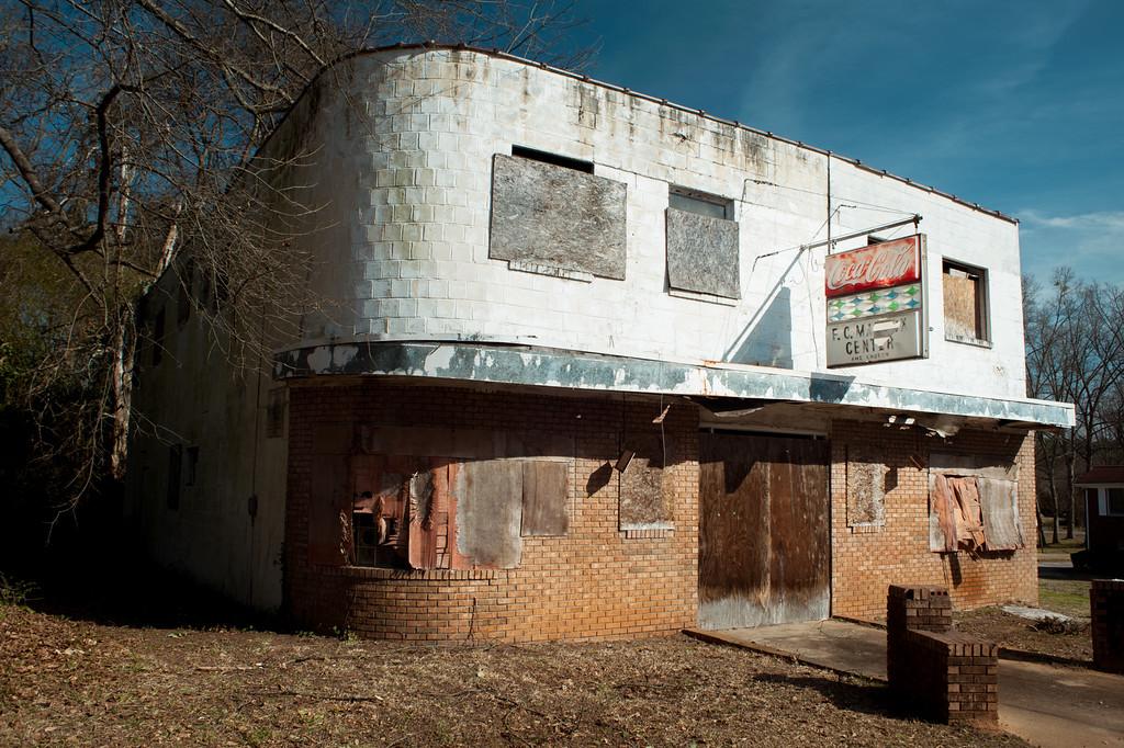 Athens, GA (Clarke County) February 2015