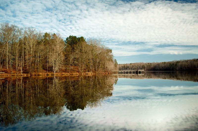 Sandy Creek Park, GA (Clarke County) December 2014