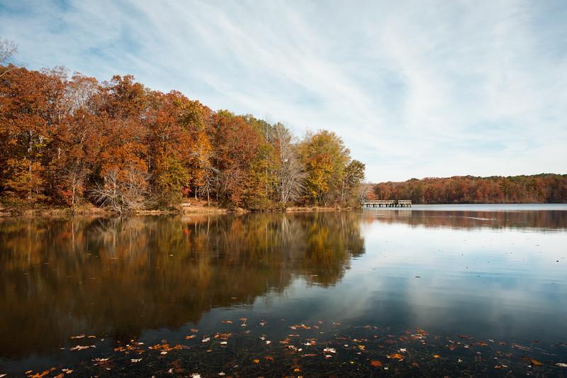 Sandy Creek Park, GA (Clarke County) November 2016