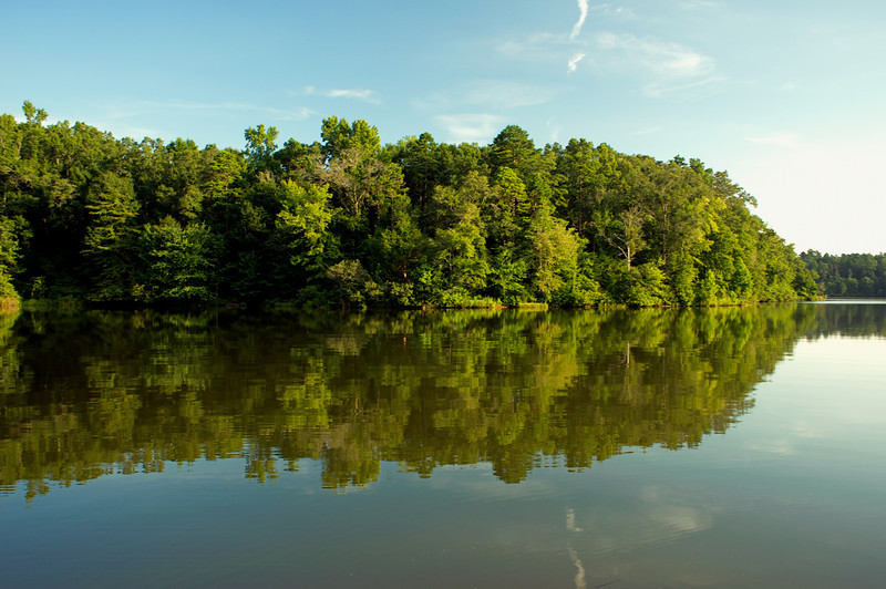Sandy Creek Park, GA (Clarke County) August 2013
