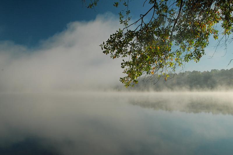 Sandy Creek Park, GA (Clarke County) October 2010