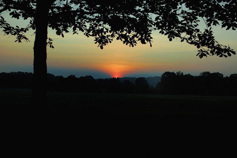 Sandy Creek Park, GA (Clarke County) August 2009