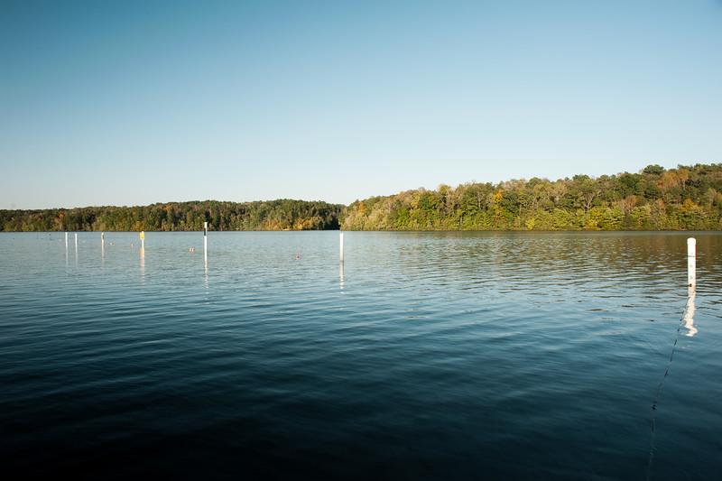 Sandy Creek Park, GA (Clarke County) October 2015