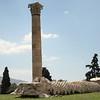 Fallen column with standing column.