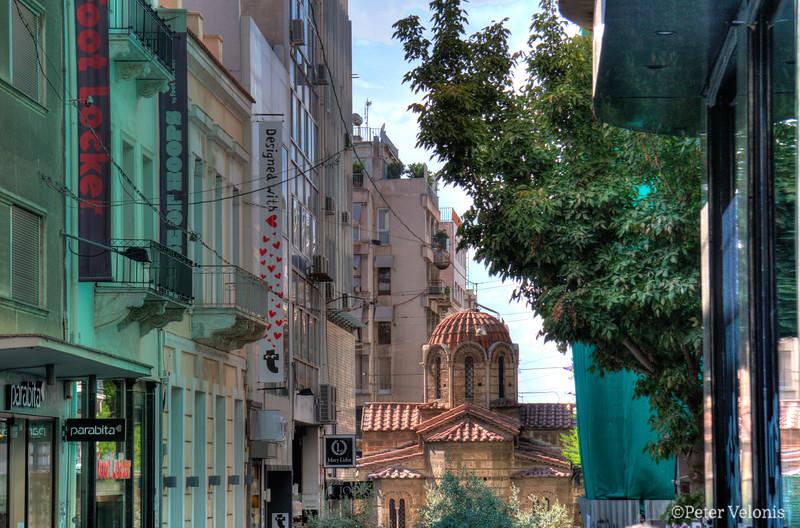 Athens - Street view